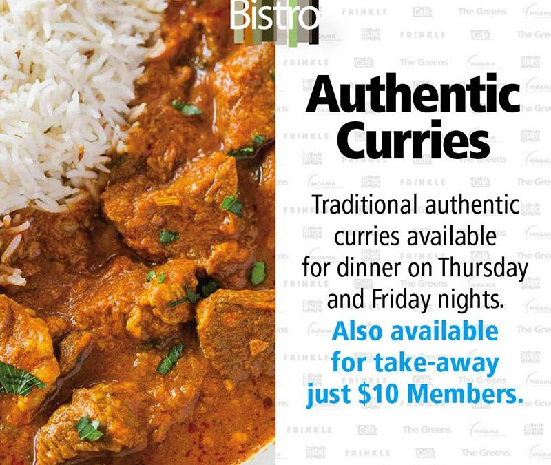 Authentic Curries